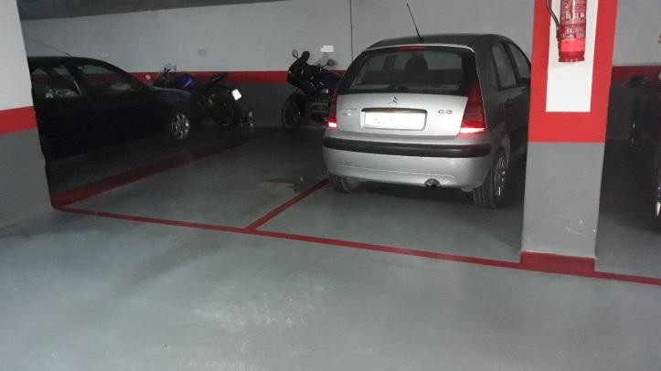 Parking valor